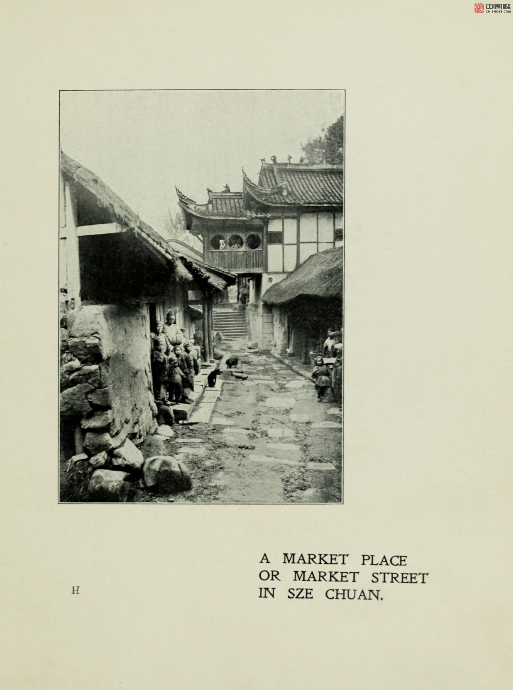 中国图像记.Chinese pictures.Notes on Photographs Made in China.By Isabella Lucy .jpg